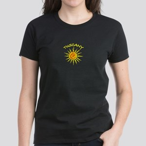 Tuscany, Italy Women's Dark T-Shirt