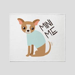 Mini Me Throw Blanket