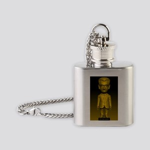 The 2014 SARKO AWARDS Flask Necklace