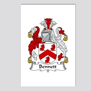 Bennett Postcards (Package of 8)