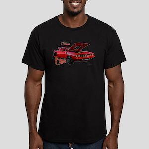 Red Hemi Cuda T-Shirt