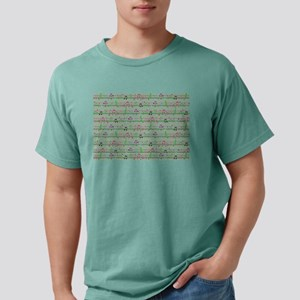 rainbow music notes T-Shirt