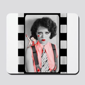 Clara Bow Gotta Love An It Girl Mousepad