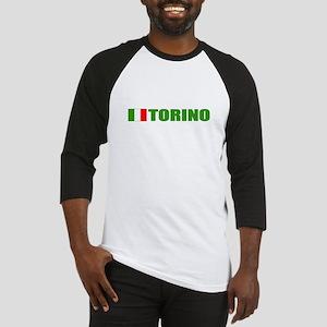 Torino, Italia Baseball Jersey