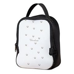 Horse Design #90000 Neoprene Lunch Bag