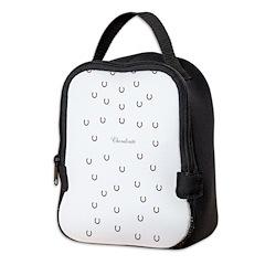 Horse Design #80000 Neoprene Lunch Bag
