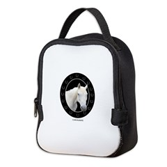 Horse Theme Design #41000 Neoprene Lunch Bag