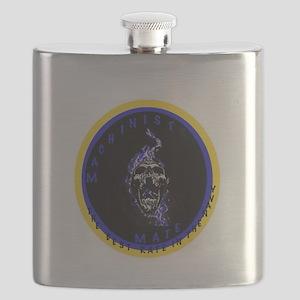 Machinist mate Flask