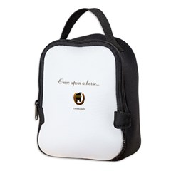 Horse Theme Design #46000 Neoprene Lunch Bag