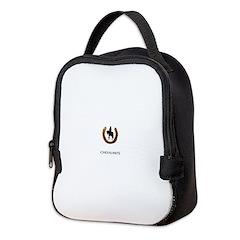 Horse Theme Design #47000 Neoprene Lunch Bag