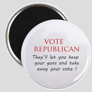 Vote Republican ? Magnets