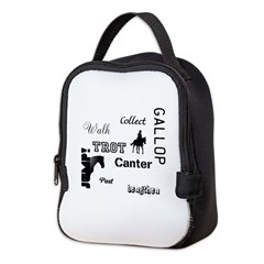 Horse Design #52000 Neoprene Lunch Bag