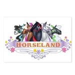 Horseland Postcards (Package of 8)