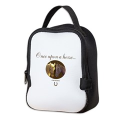 Horse Theme Design #55000 Neoprene Lunch Bag