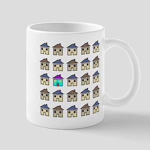Left Of Center Mugs