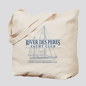 River Des Peres Yacht Club - Tote Bag