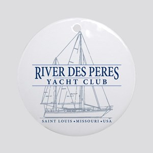 River Des Peres Yacht Club - Ornament (Round)