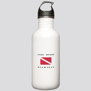 Lake Huron Michigan Dive Water Bottle
