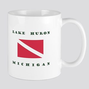 Lake Huron Michigan Dive Mugs