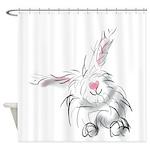 yak4 Shower Curtain