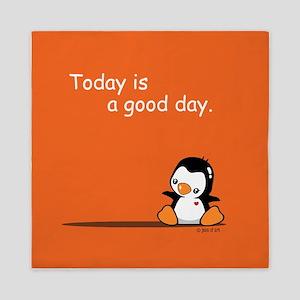Penguin Queen Duvet