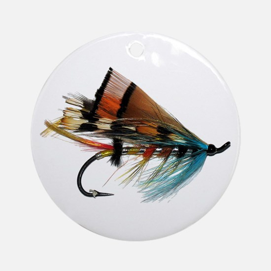 """Fly 2"" Ornament (Round)"