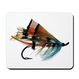 Fly fishing Classic Mousepad