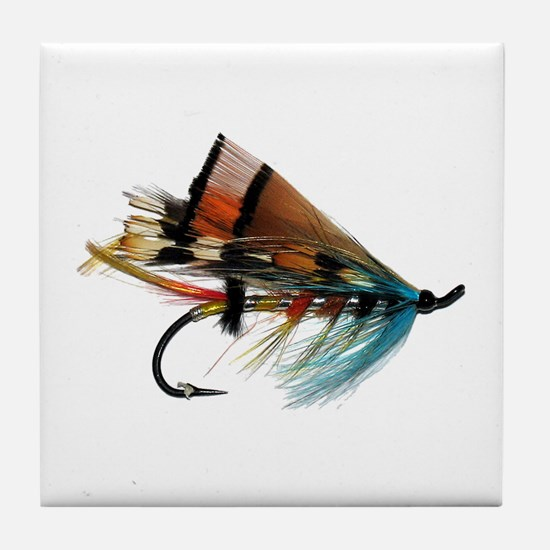 """Fly 2"" Tile Coaster"