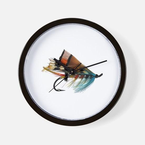 """""""Fly 2"""" Wall Clock"""