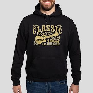 Classic Since 1962 Hoodie (dark)