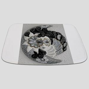 Venetian Mask Bathmat