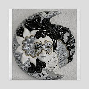 Venetian Mask Queen Duvet