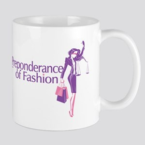 Fashion Law Lady Justice Lawyer Mug Mugs