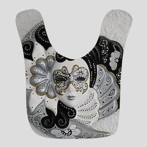 Venetian Mask Bib