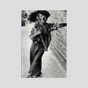 Victorian Chimney Sweep Magnets