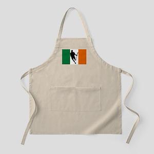 Lacrosse Flag IRock Ireland Apron