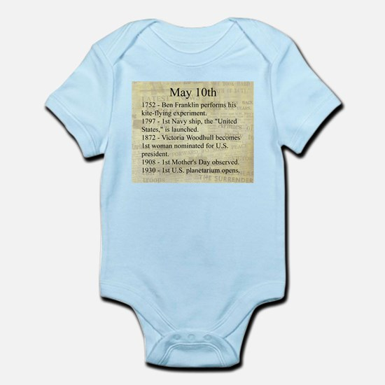 May 10th Body Suit
