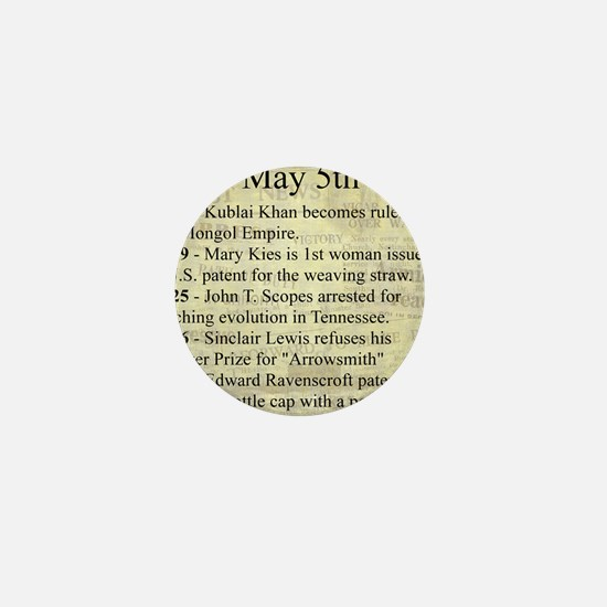 May 5th Mini Button