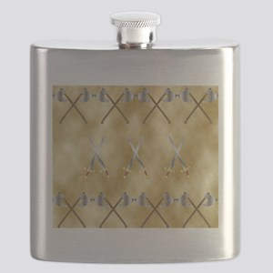 Ax and sowrds Flask