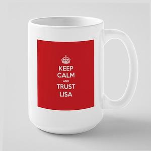 Trust Lisa Mugs