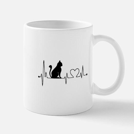 Cat HB Mugs
