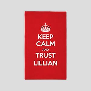 Trust Lillian 3'x5' Area Rug