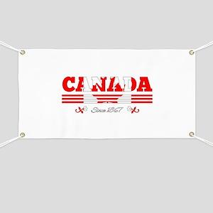 CANADA since 1867 Banner