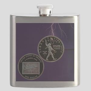 2006 Franklin Scientist Dollar Flask