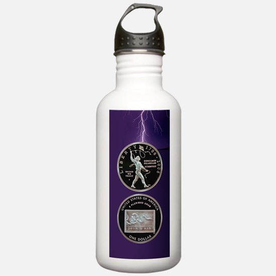 2006 Franklin Scientis Water Bottle