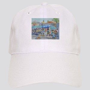 SHOPPING IN HAITI Baseball Cap