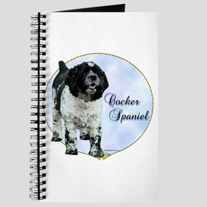Cocker(parti) Portrait Journal