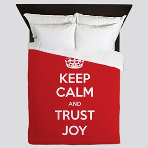 Trust Joy Queen Duvet