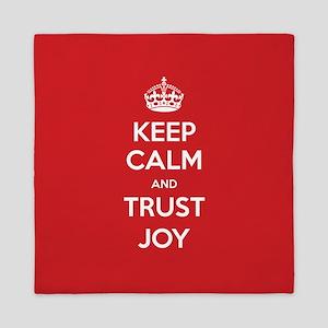 Trust Joy Queen Duvet