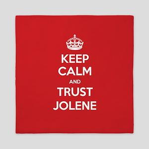 Trust Jolene Queen Duvet